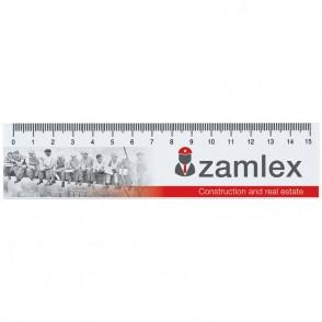 Liniaal 15 cm