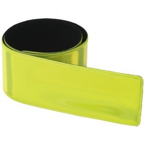 Hitz neon safety slap wrap