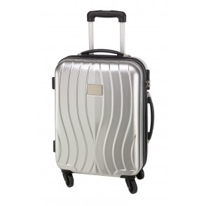 "Trolley-Boardcase ""St.Tropez ,PC,silver"