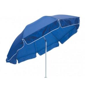 "Sun-Beach umbrella,""Aloha"",blue"