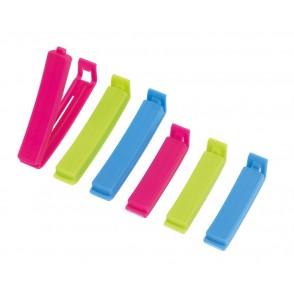 "clips-set 6pcs ""Keep fresh"""
