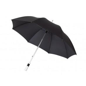 """Alu-golf umbrella """"Satelite, black"""
