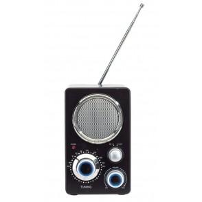 "Radio ""Frequency"", black"
