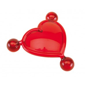 """Massager heart shaped """"For Two"""""""