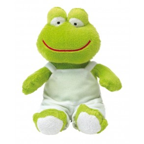 "Plush frog ""Fred"""