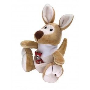 "plush kangoroo ""Jumper"""