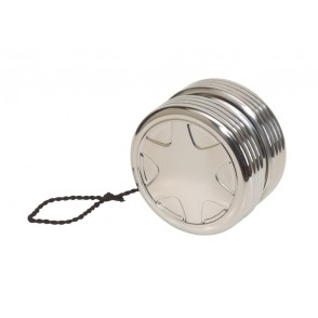 """Stainless Steel yoyo """"Up & Down"""""""
