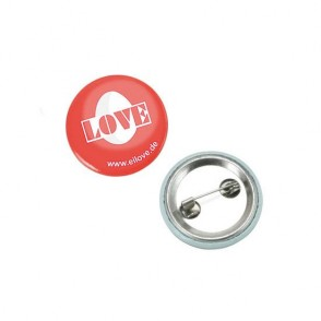 Metalen button