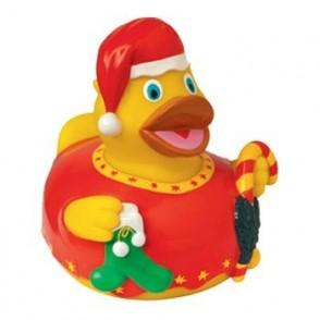Badeend Kerstmis