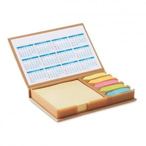 Bureauset kalender MEMOCALENDAR