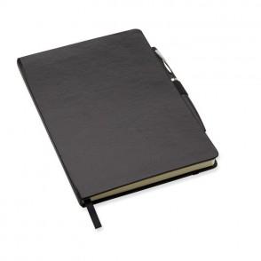 A5 notitieboekje met balpen NOTAPLUS