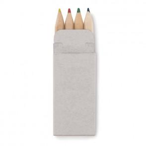 Mini kleuren potloodjes PETIT ABIGAIL