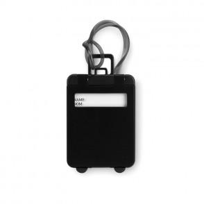 Kunststof bagagelabel TRAVELLER