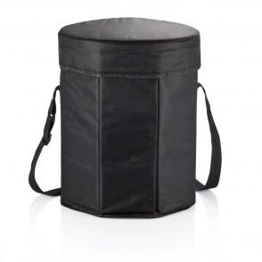 Cooler seat, zwart