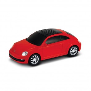 Luidspreker met Bluetooth® technologie VW Beetle 1:36 RED