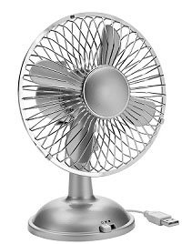 Ventilator met logo bedrukken