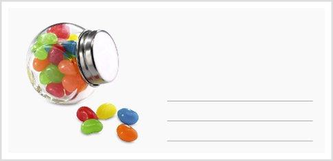 Levensmiddelen en zoetwaren bedrukken