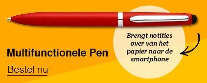 Multifunctionele pennen bedrukken
