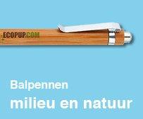 Balpennen milieu en natuur