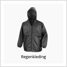 Regenkleding als relatiegeschenk bedrukken