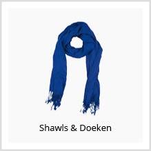 Shawls en doeken als relatiegeschenk bedrukken