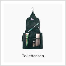 Toilettassen als relatiegeschenk
