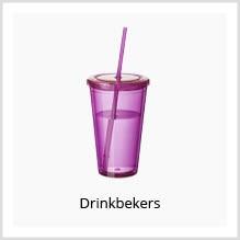 Drinkbekers als relatiegeschenk