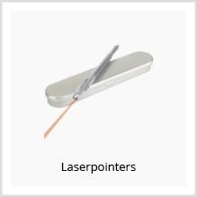 Laserpointers als relatiegeschenk