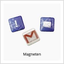 Magneten bedrukken