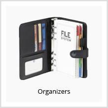 Organizers als relatiegeschenk