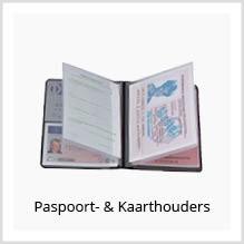 Paspoort- en Kaarthouders als relatiegeschenk