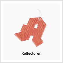 Reflectoren als relatiegeschenk