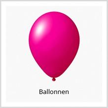 Ballonnen bedrukken