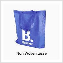 Non-woven tassen als relatiegeschenk