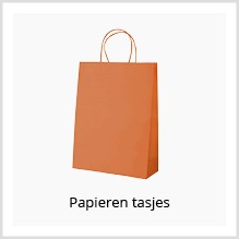 Papieren tassen als relatiegeschenk