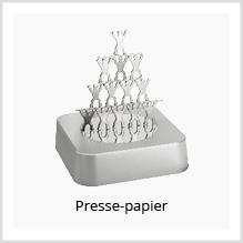Presse papier als relatiegeschenk