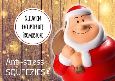 Anti-stress Squeezies als relatiegeschenk