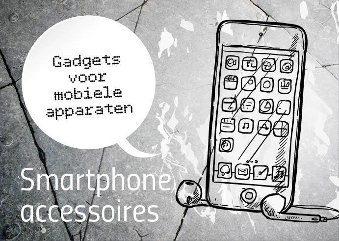 Smartphone relatiegeschenken met logo bedrukken